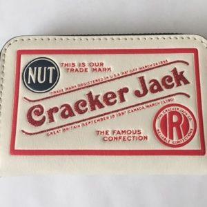 New Coach Cracker Jack Coin Case